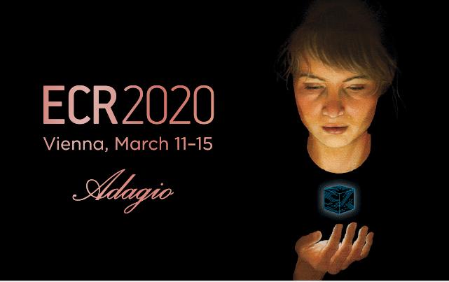 ECR2020は、7月15〜19日に延期されます。