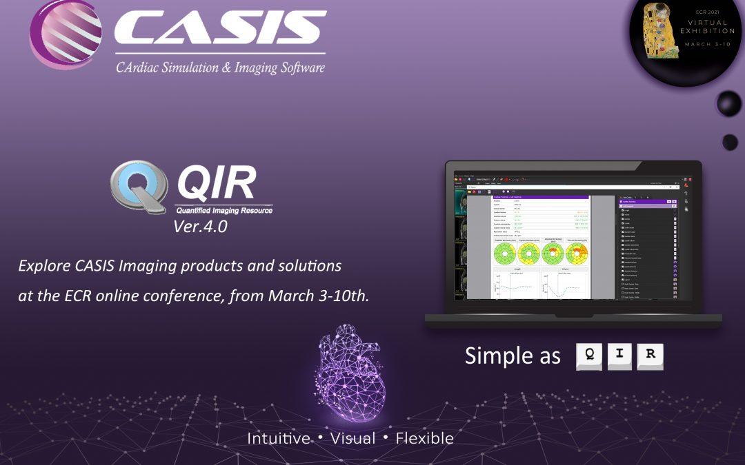 ECR2021 Conférence en ligne (3-10 mars)