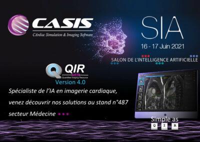 Our participation in the SIA (Salon de l'intelligence artificielle)